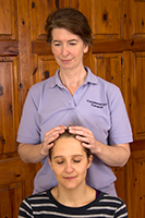 Indian Head Massage Relax and Revive Therapies